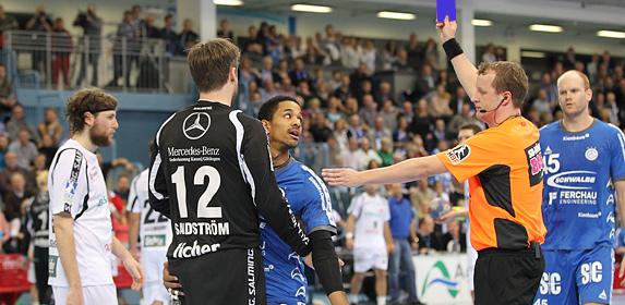 Handball Blaue Karte.Blaue Karte Wird Eingeführt Oberberg Aktuell