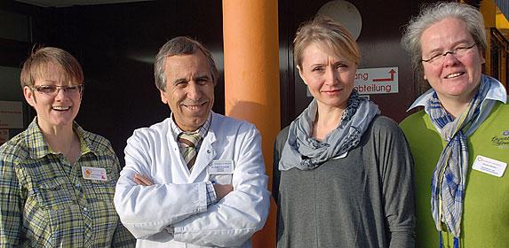 Diabetes-Ambulanz – Innere Medizin II am Klinikum rechts der Isar in München