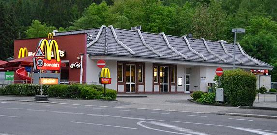 mcdonalds gummersbach